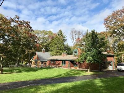 Sherborn Single Family Home For Sale: 13 Course Brook Rd