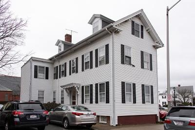Salem MA Multi Family Home Under Agreement: 65 Federal St
