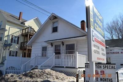 MA-Bristol County Commercial For Sale: 882 Washington St