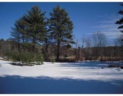 Stow Residential Lots & Land For Sale: Lot 3 Adams Drive