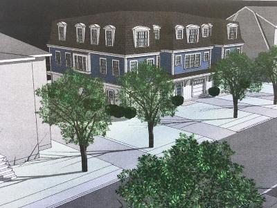 Quincy Condo/Townhouse Under Agreement: 235 Farrington Street #B