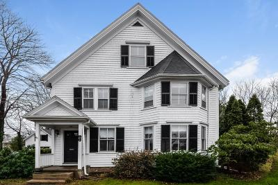 MA-Barnstable County Single Family Home For Sale: 80 Locust Street