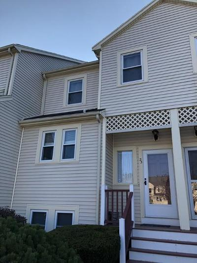 MA-Bristol County Condo/Townhouse Reactivated: 23 Lamplighter #23