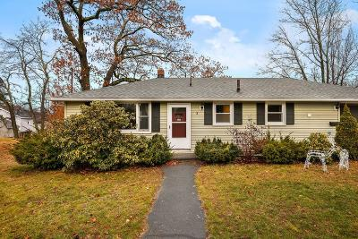 Andover Single Family Home Under Agreement: 3 McKenney Cir