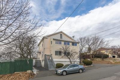 Revere Multi Family Home Under Agreement: 10 Stevens Street