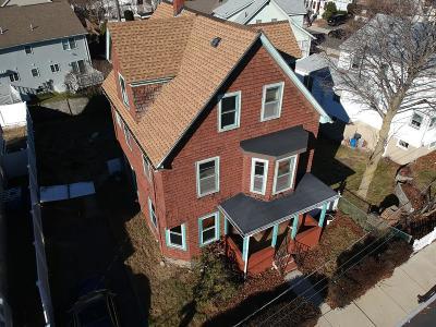 Malden Multi Family Home Back On Market: 50 Prosper Street