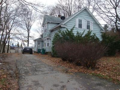 Attleboro Multi Family Home For Sale: 54 Highland Ave