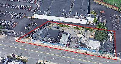 Residential Lots & Land Under Agreement: 62-76 & 80 Broadway