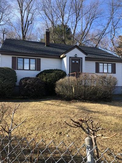Wilmington Single Family Home For Sale: 356 Middlesex Avenue