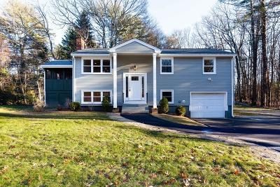 Mansfield Single Family Home For Sale: 130 Otis St