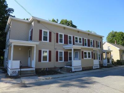 Palmer Multi Family Home Under Agreement: 26-32 Stewart St
