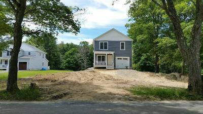 East Bridgewater Single Family Home For Sale: 294 West Street