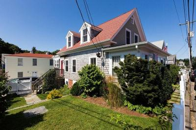 Provincetown Condo/Townhouse For Sale: 36 Pleasant St. #1