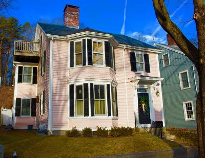 Ipswich Multi Family Home Under Agreement: 4 East St