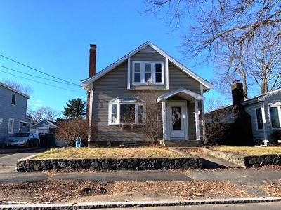 Lynn Single Family Home For Auction: 36 Casco Rd