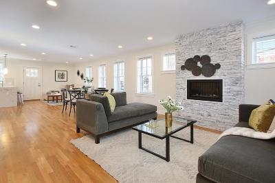 Brookline Condo/Townhouse For Sale: 140 Sumner Rd #2