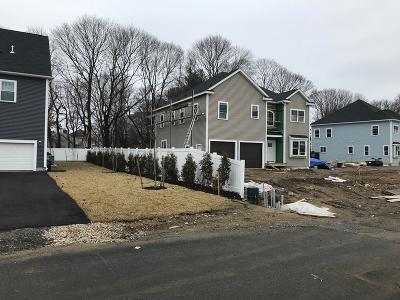 Lynnfield Single Family Home Back On Market: 3 Zepaj Lane