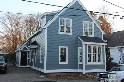 Rockland Multi Family Home Contingent: 22 Pacific St