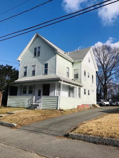 Brockton Multi Family Home Under Agreement: 18 Taylor Ave