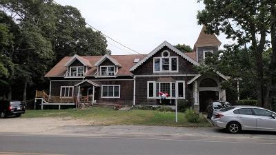 Wareham Single Family Home For Sale: 16 Depot St