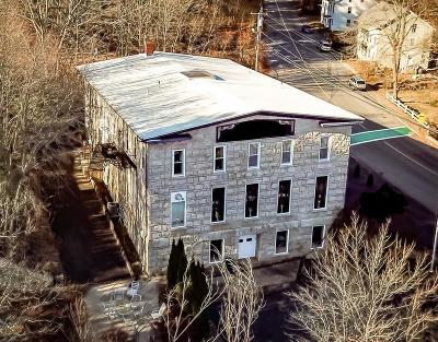 MA-Worcester County Commercial For Sale: 356 Manchaug Rd