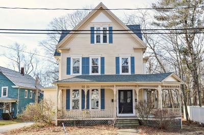 Middleboro Multi Family Home Under Agreement: 3 Rock St