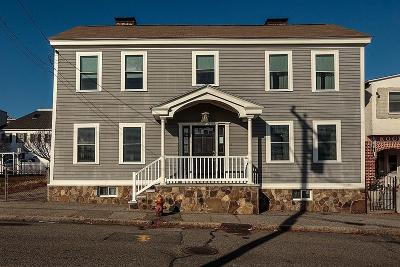 Lowell Multi Family Home Under Agreement: 12 - 14 Mill St