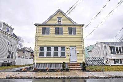 Malden Multi Family Home Under Agreement: 126-128 Mills St