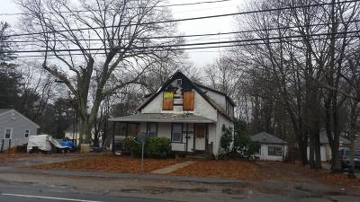 West Bridgewater Multi Family Home For Sale: 632 North Elm St