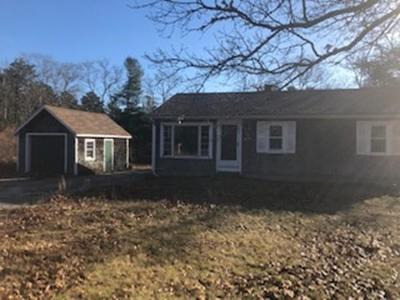 Plymouth Single Family Home For Sale: 228 Beaver Dam Rd