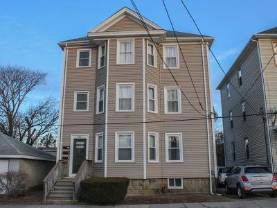 RI-Bristol County Multi Family Home Under Agreement: 106 Cutler St