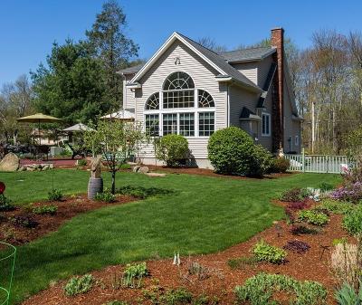 Wilbraham Single Family Home For Sale: 31 Bennett Rd