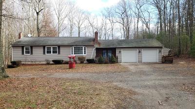 Belchertown Single Family Home Price Changed: 103 Turkey Hill Rd