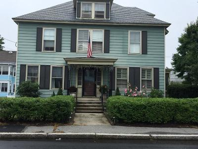 Lowell Single Family Home For Sale: 441 Beacon