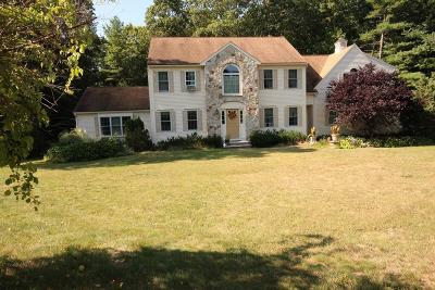 Hanover Single Family Home For Sale: 45 Winslow Dr