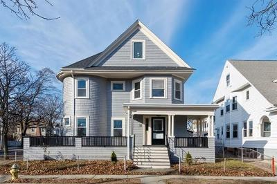 Quincy Single Family Home For Sale: 38 Davis St