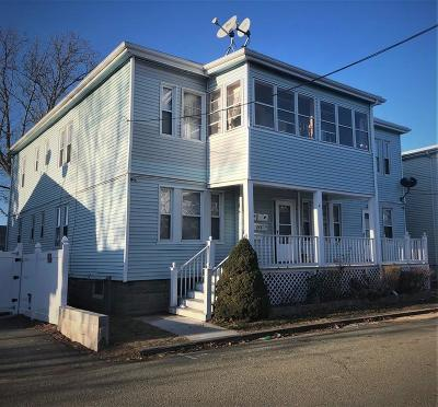 Revere Multi Family Home For Sale: 41 Francis St