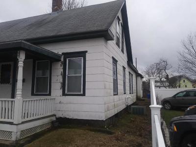 Taunton Multi Family Home For Sale: 38 N Pleasant Street
