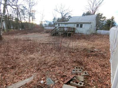 Hudson Single Family Home Under Agreement: 21 Lakeside Ave