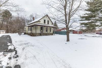 Taunton Single Family Home For Auction: 115 Arlington St