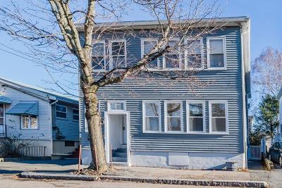 Revere Multi Family Home Under Agreement: 23 Thorndike St