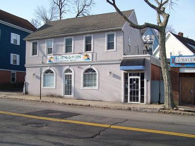 MA-Bristol County Commercial Under Agreement: 91 Weir Street