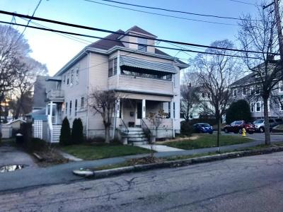 Quincy Multi Family Home Contingent: 208-210 Franklin Street