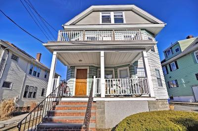 Somerville Multi Family Home For Sale: 39 Curtis Ave