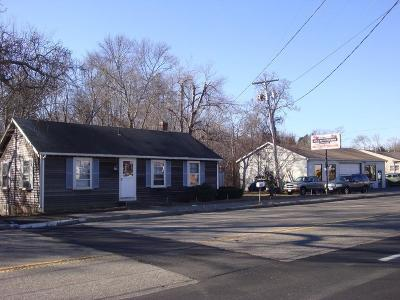 MA-Bristol County Commercial For Sale: 627 Washington Street