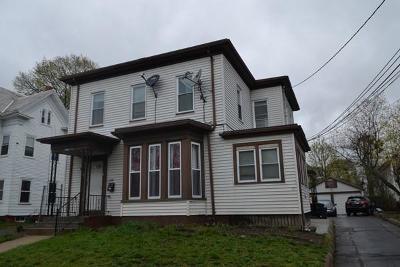 Brockton Multi Family Home Contingent: 63 Harvard St