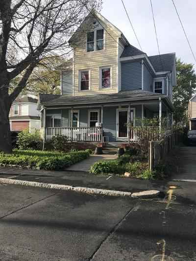 Quincy Single Family Home For Sale: 115 Turner St
