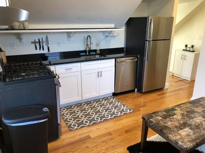 Cambridge Rental For Rent: 2510 Massachusetts Ave #3