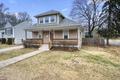 Brockton Single Family Home Back On Market: 118 Edson Street