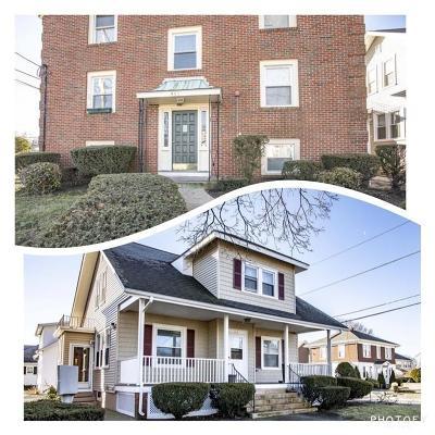 RI-Providence County Multi Family Home Under Agreement: 485 Armistice Blvd